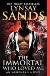 descargar epub The Immortal Who Loved Me – Autor Lynsay Sands