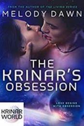 descargar epub The Krinars obsession – Autor Melody Dawn