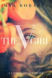 descargar epub The V girl – Autor Mya Robarts