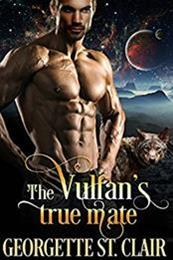 descargar epub The Vulfan's True Mate – Autor Geogette St Clair