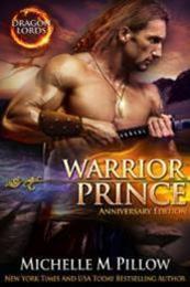 descargar epub The Warrior Prince – Autor Michelle M. Pillow