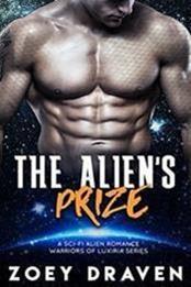 descargar epub The aliens prize – Autor Zoey Draven gratis