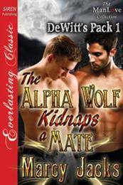 descargar epub The alpha wolf kidnaps a mate – Autor Marcy Jacks