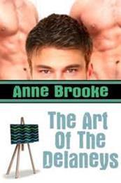 descargar epub The art of the Delaneys – Autor Anne Brooke