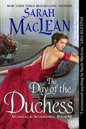 descargar epub The day of the duchess – Autor Sarah MacLean