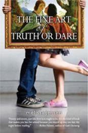 descargar epub The fine art of truth or dare – Autor Melissa Jensen
