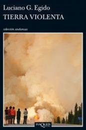 descargar epub Tierra violenta – Autor Luciano G. Egido