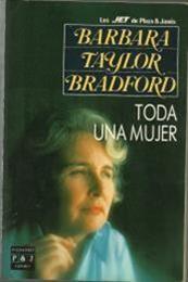 descargar epub Toda una mujer – Autor Barbara Taylor Bradford