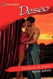 descargar epub Tormenta de pasión – Autor Brenda Jackson gratis