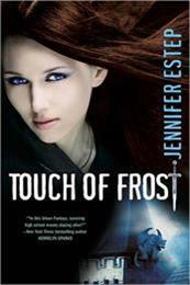 descargar epub Touch of Frost – Autor Jennifer Estep gratis