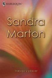 descargar epub Trabajo y placer – Autor Sandra Marton