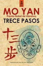 descargar epub Trece pasos – Autor Mo Yan