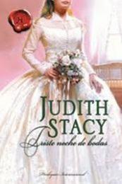 descargar epub Triste noche de bodas – Autor Judith Stacy gratis