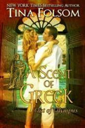 descargar epub Un aroma griego – Autor Tina Folsom