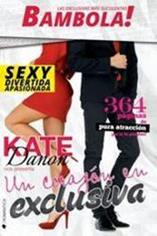 descargar epub Un corazon en exclusiva – Autor Kate Danon