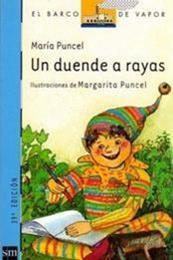 descargar epub Un duende a rayas – Autor María Puncel