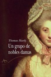 descargar epub Un grupo de nobles damas – Autor Thomas Hardy gratis