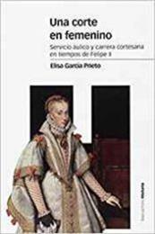 descargar epub Una corte en femenino – Autor Elisa García Prieto