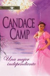 descargar epub Una mujer independiente – Autor Candace Camp
