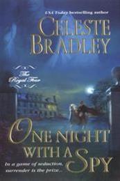 descargar epub Una noche con un espía – Autor Celeste Bradley