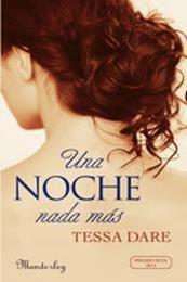 descargar epub Una noche nada más – Autor Tessa Dare gratis