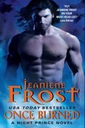 descargar epub Una vez quemado – Autor Jeaniene Frost