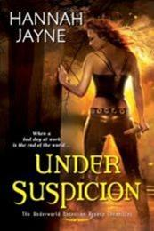 descargar epub Under suspicion – Autor Hannah Jayne
