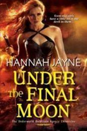 descargar epub Under the final moon – Autor Hannah Jayne
