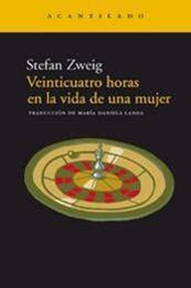 descargar epub Veinticuatro horas en la vida de una mujer – Autor Stefan Zweig