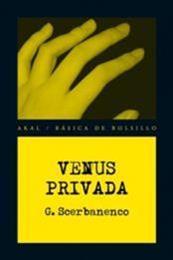descargar epub Venus privada – Autor Giorgio Scerbanenco