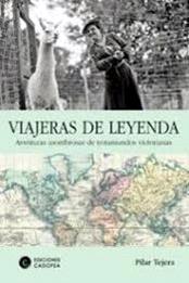 descargar epub Viajeras de leyenda – Autor Pilar Tejera