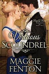 descargar epub Virtuous scoundrel – Autor Maggie Fenton