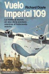 descargar epub Vuelo Imperial 109 – Autor Richard Doyle