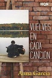 descargar epub Vuelves en cada canción – Autor Anna García Ribas