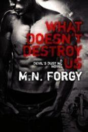 descargar epub What Doesn't Destroy Us – Autor M.N. Forgy gratis