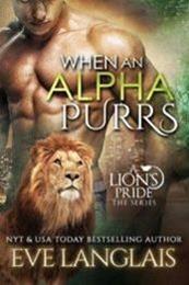 descargar epub When an alpha purrs – Autor Eve Langlais gratis