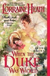 descargar epub When the duke was wicked – Autor Lorraine Heath