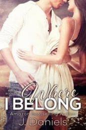 descargar epub Where I belong – Autor J. Daniels