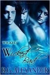 descargar epub Wicked Bad – Autor R. G. Alexander