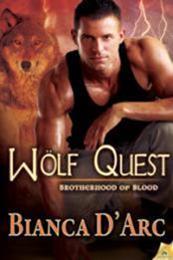 descargar epub Wolf quest – Autor Bianca DArc